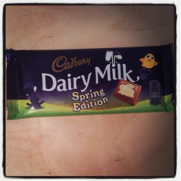 Cadbury Dairy Milk, Spring Edition