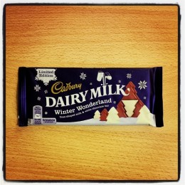 Cadbury Dairy Milk Winter Wonderland