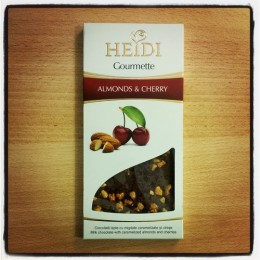 Heidi Gourmette Almonds & Cherry