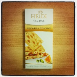 Heidi Grand'or Almonds & Pistachios