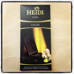 Heidi Dark Ginger