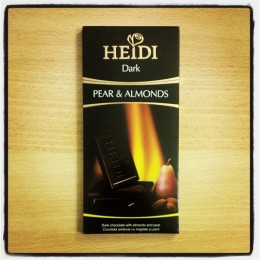 Heidi Dark Pear & Almonds