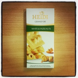 Heidi Grand'or White & Hazelnuts