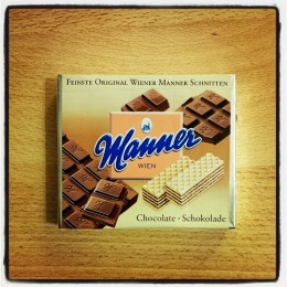 Manner Chocolate