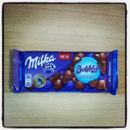 Milka Bubbly, Alpine Milk
