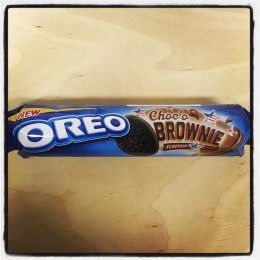 Oreo Choc'o Brownie, 154g