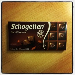 Schogetten, Dark chocolate