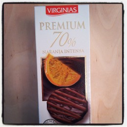 Virginias Premium 70%, Orange