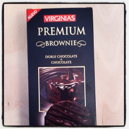Virginias Premium Brownie