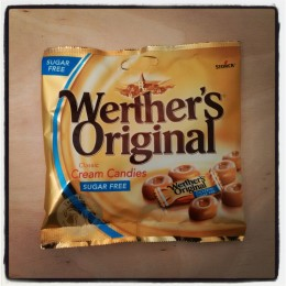 Werther's Original Classic Sugar free