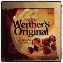 Werther's Original Chocolate Toffees