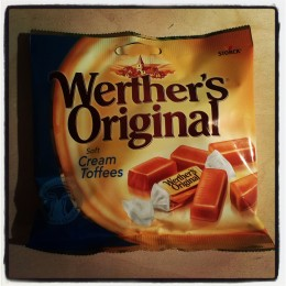 Werther's Original Cream Toffees